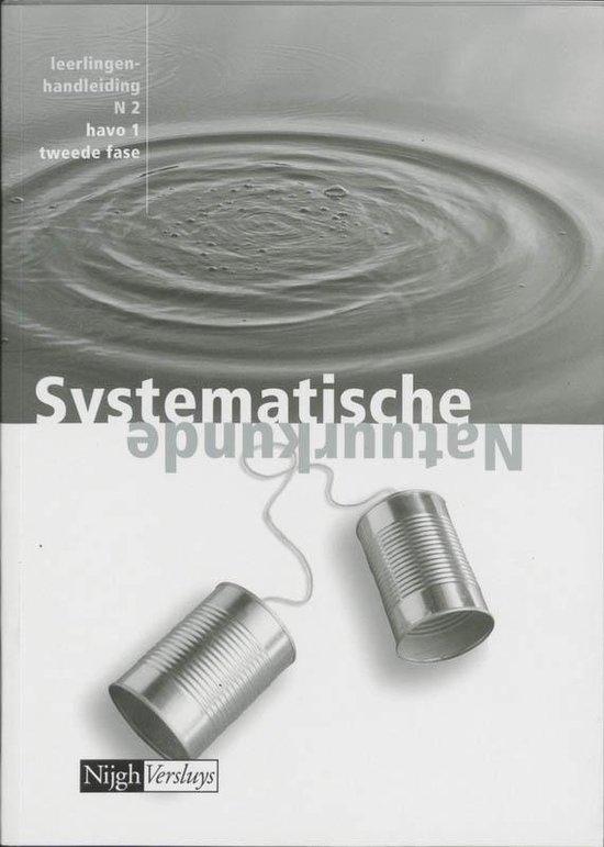 Systematische Natuurkunde / N 2 Havo 1 / Deel Leerlingenhandleiding - J.W. Drijver |