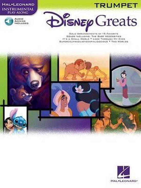 Disney Greats - Trumpet