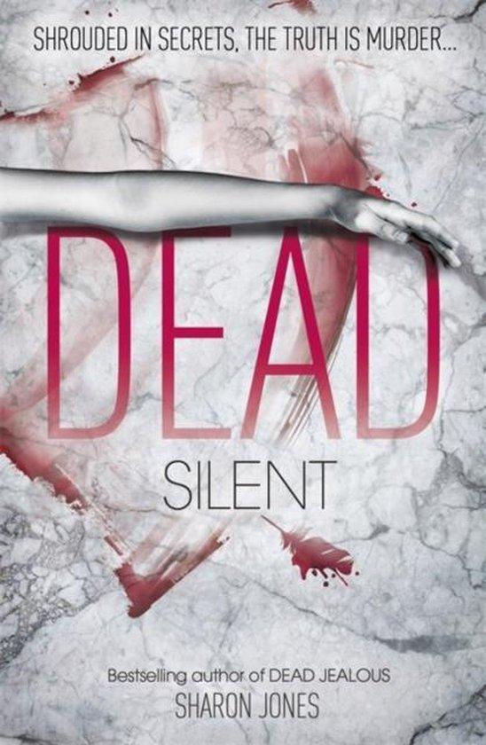 Boek cover Dead Silent van Jones Sharon (Paperback)