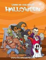Livre de Coloriage Halloween 2