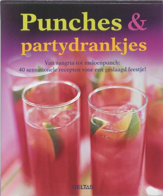 Punches & partydrankjes - Allan Gage |