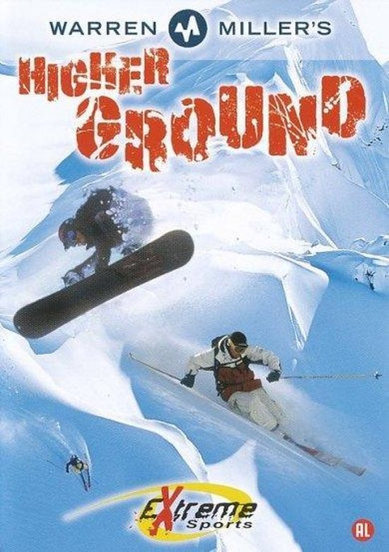 Cover van de film 'Higher Ground'