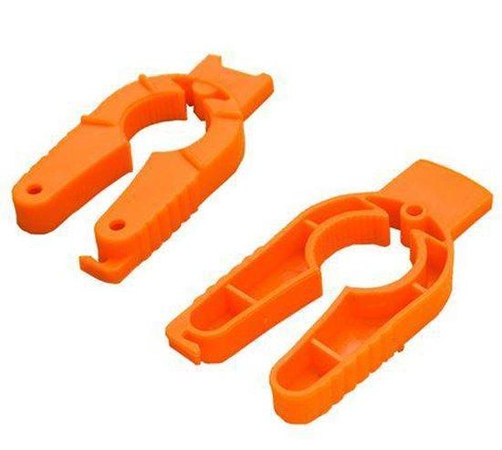 3-in-1 opener | multi opener | voor potten, deksels en flessen | dop opener pak |opener grip flessenopener |multifunctionele Flesopener - Ardran & Tookar
