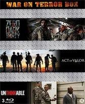Speelfilm - Unthinkable / Zero Dark Thirty / Ac