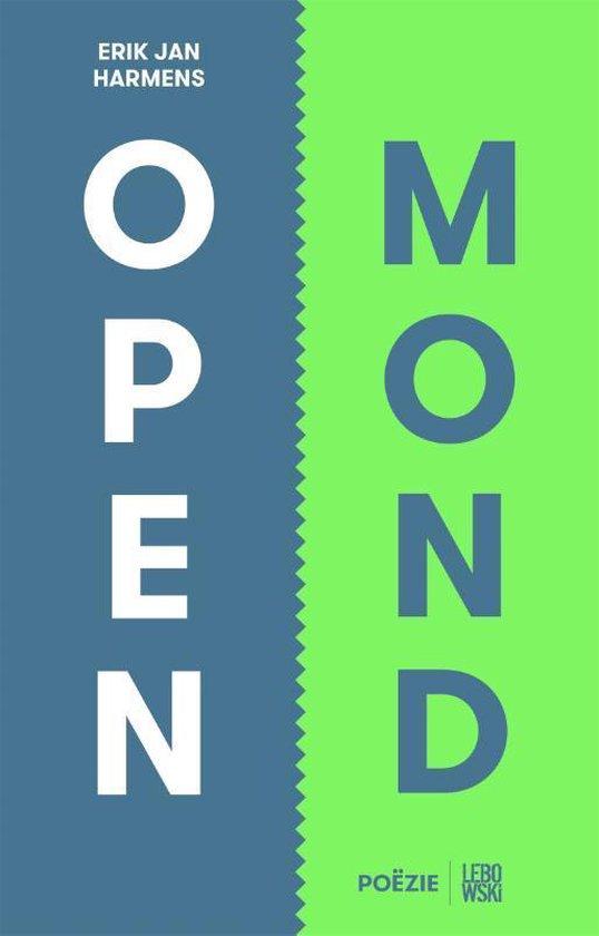 Open mond - Erik Jan Harmens | Fthsonline.com