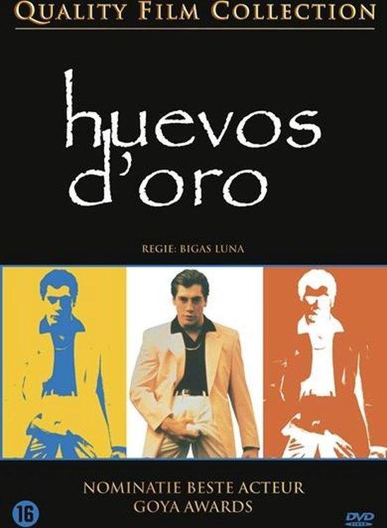 Cover van de film 'Huevos D'Oro'