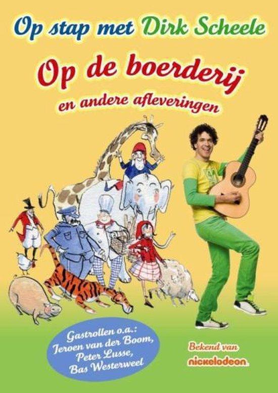 CD cover van Dirk Scheele - Op Stap Met Dirk Scheele (DVD 1) van Dirk Scheele