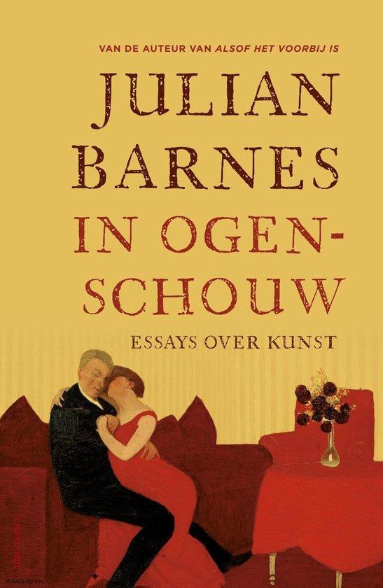 In ogenschouw - Julian Barnes | Readingchampions.org.uk