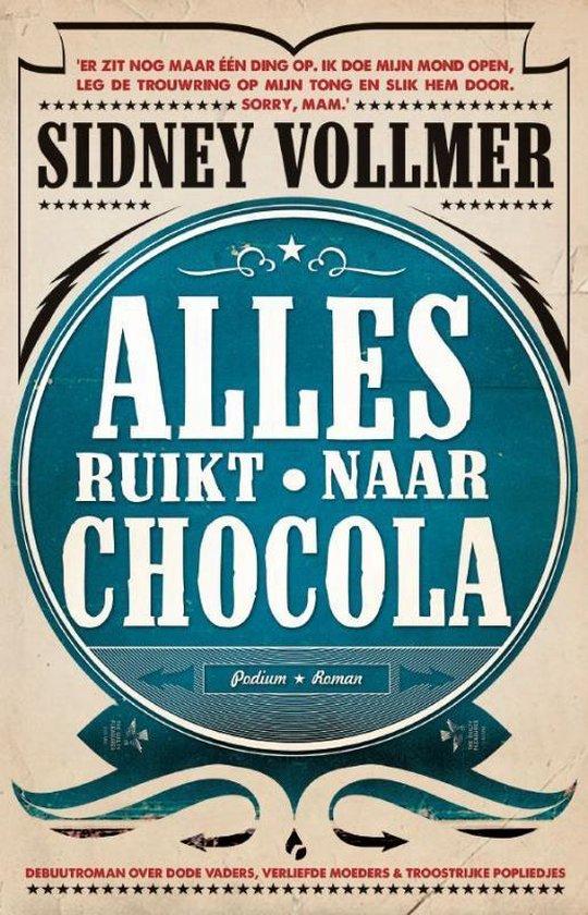 Alles ruikt naar chocola