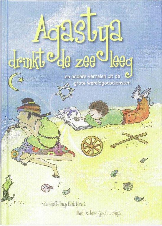 Agastya drinkt de zee leeg - y Mirol bookperformance, Çidem |
