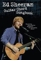 Afbeelding van Ed Sheeran Guitar Chord Songbook