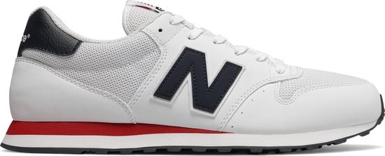 New Balance 500 Sneakers Heren - White - Maat 44