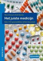 Het juiste medicijn 2013