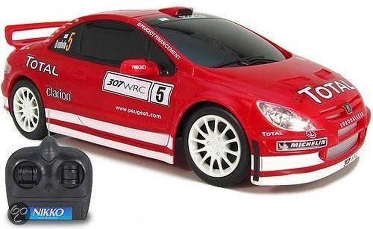 Nikko Peugeot 307 WRC