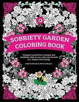 Sobriety Garden Coloring Book