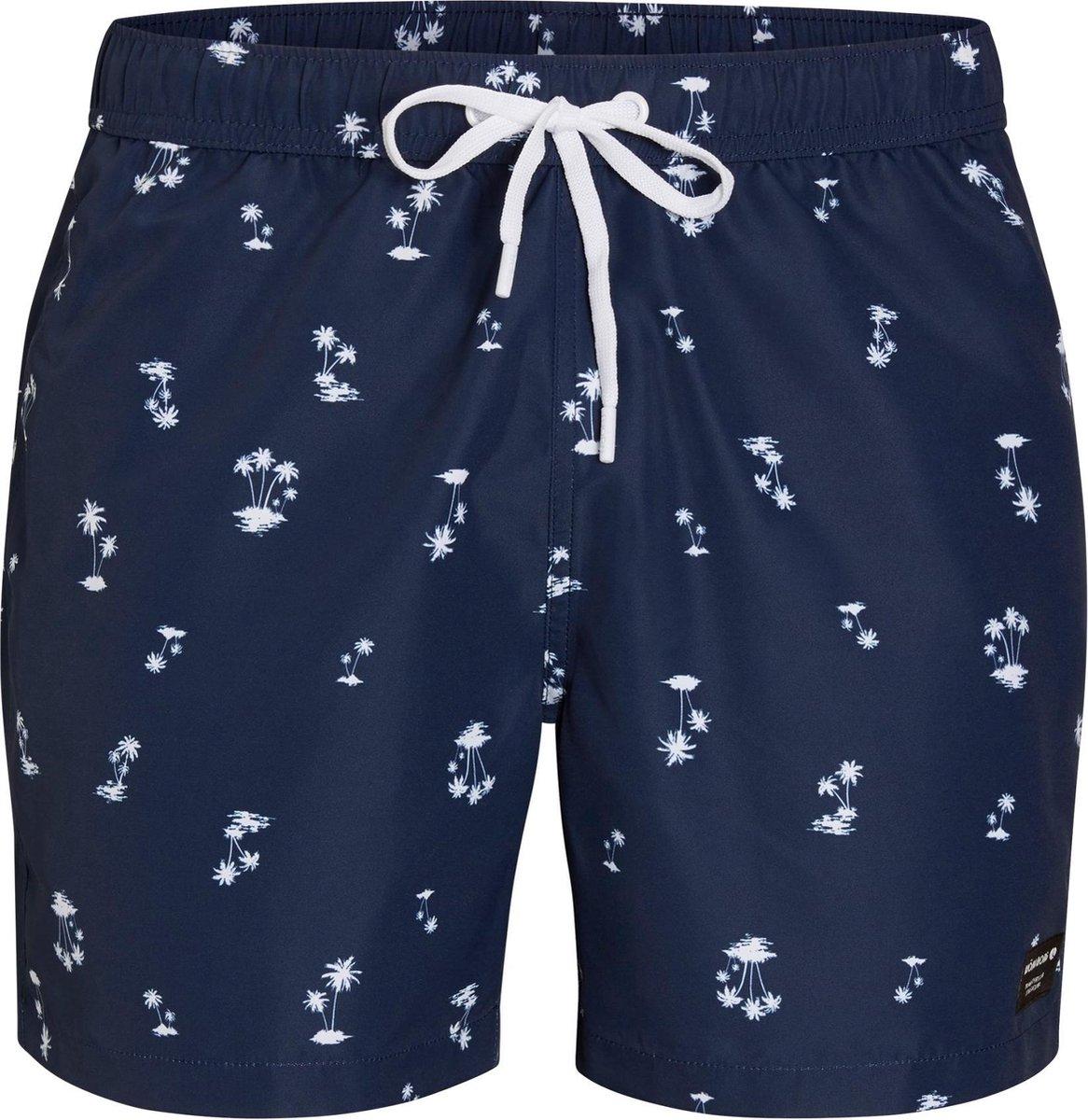 Bjorn Borg Kenny shorts jongens zwembroek - blauw - maat 158
