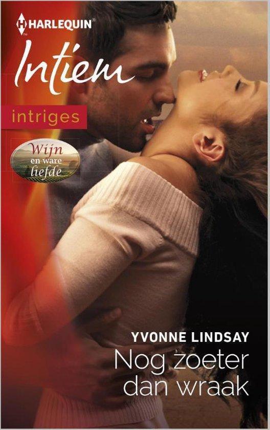 Nog zoeter dan wraak - Intiem 2131 - Yvonne Lindsay |