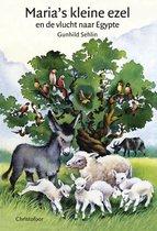 Boek cover Marias kleine ezel en de vlucht naar Egypte van G. Sehlin