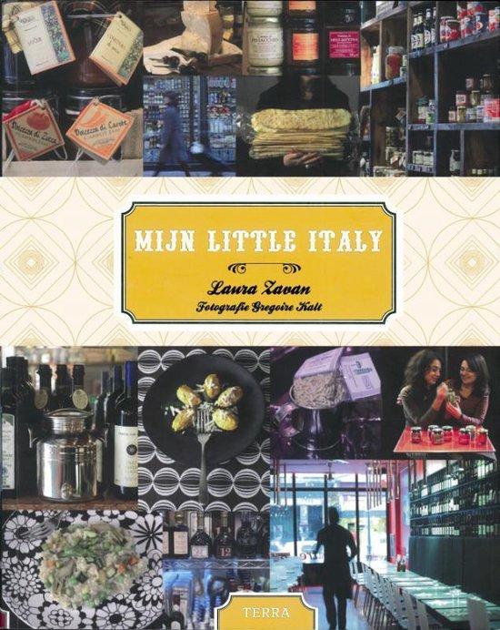 Mijn Little Italy - Laura Zavan  