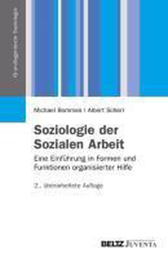 Soziologie der Sozialen Arbeit