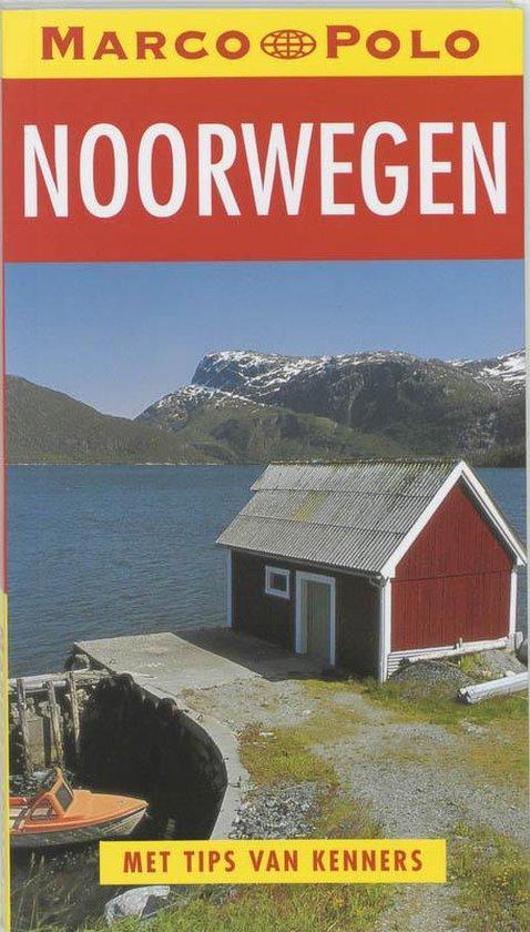 Marco Polo Reisgids Noorwegen - Jochen Seelhoff  