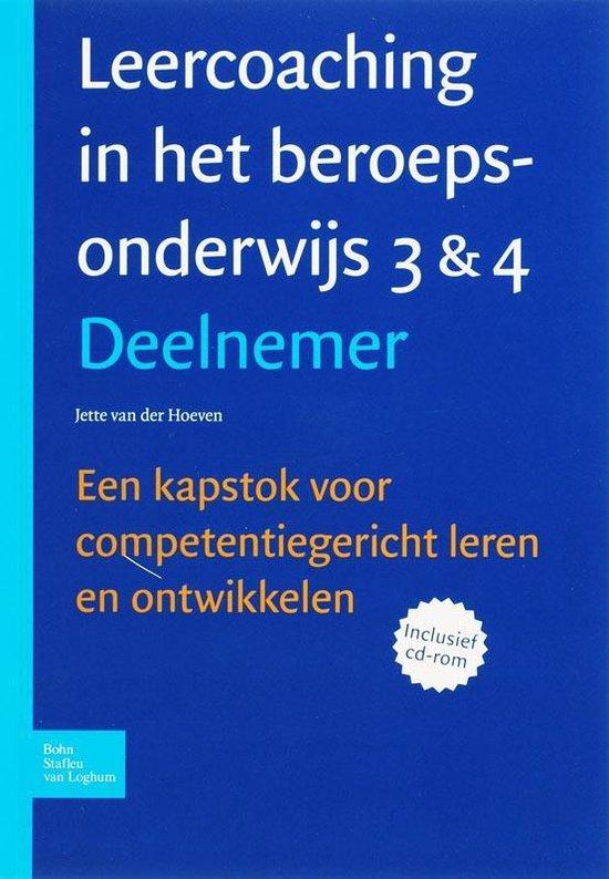 Docentenreeks - Leercoaching in het beroepsonderwijs 3&4 Deelnemer - Joost van der Hoeven  