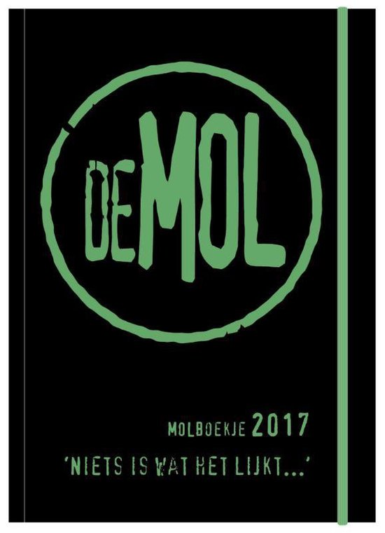 Wie is de Mol? 2017