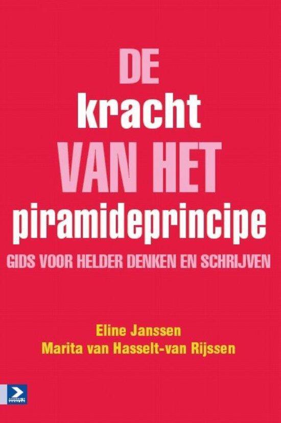 Praktijkgidsen voor manager en ondernemer - De kracht van het piramideprincipe - Eline Janssen |