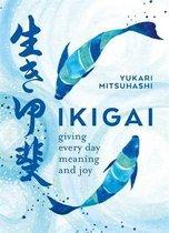 Boek cover Ikigai van Yukari Mitsuhashi