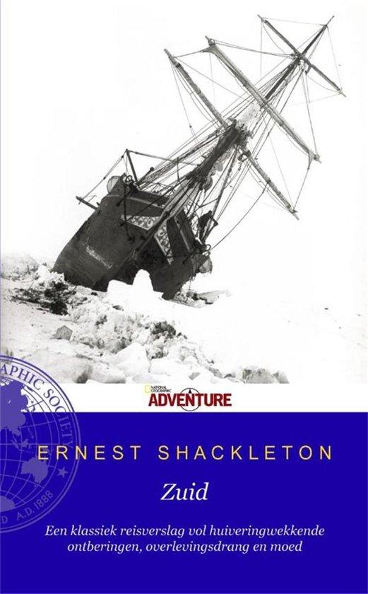 Zuid - Ernest Shackleton |