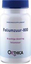 Orthica Foliumzuur-800  (vitaminen) (zwangerschap)