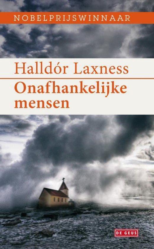 Onafhankelijke mensen - Halldór Laxness |