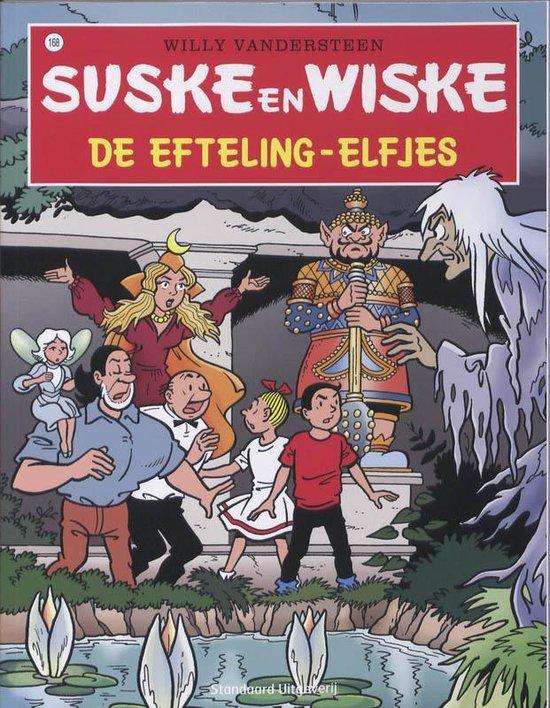 Suske En Wiske 168 De Efteling-Elfjes - Willy Vandersteen pdf epub