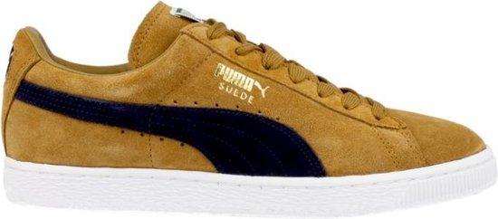 bol.com   Puma Suede Classic 356568 50 Bruin;Blauw maat 41
