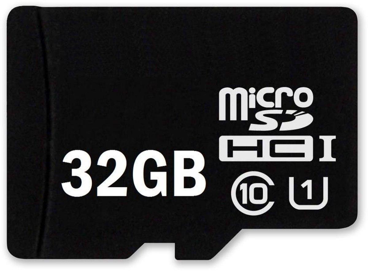 Micro SD Kaart - 32GB - Merkloos