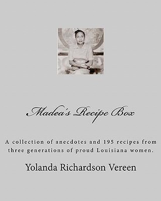 Madea's Recipe Box