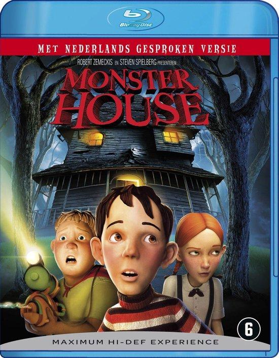Cover van de film 'Monster House'