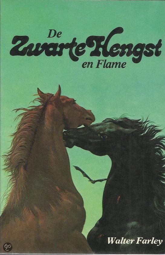 ZWARTE HENGST EN FLAME (NR. 73) - Walter Farley |