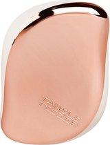 Tangle Teezer Compact Styler Volwassene Haarborstel & -kam Ivoor, Roségoud 1 stuk(s)