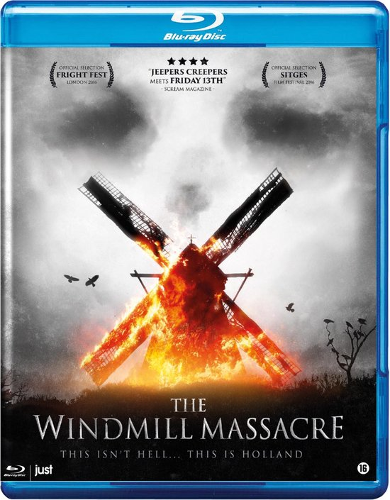 The Windmill Massacre (Blu-ray)