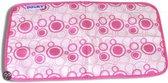 Dooky - Verschoonmatje - Roze Circles
