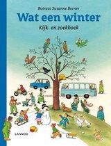 Boek cover Kijk- en zoekboek - Wat een winter! van Rotraut Susanne Berner