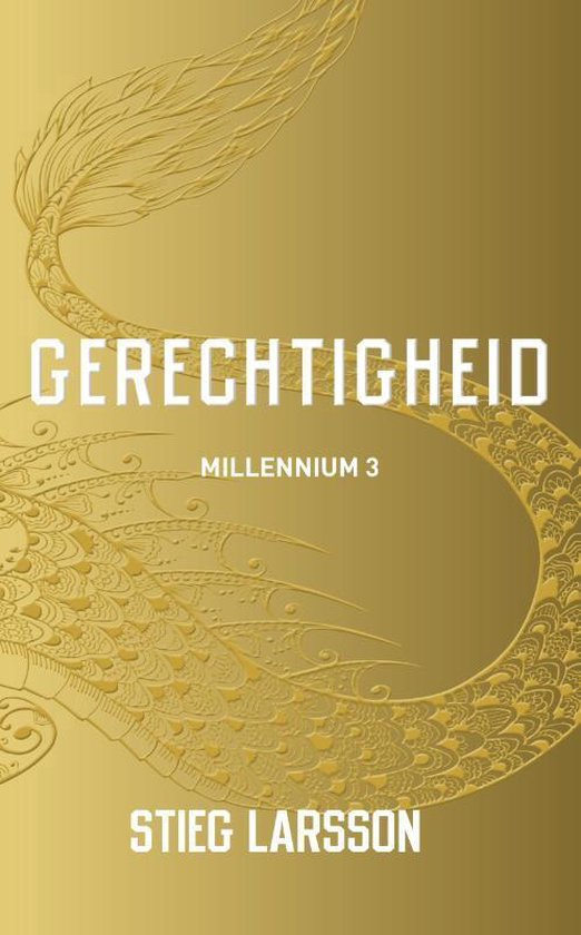Millennium 3 - Gerechtigheid - Stieg Larsson |