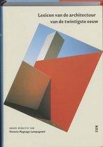 Lexicon van de architectuur van de twintigste eeuw
