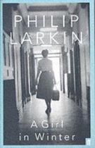 Boek cover A Girl in Winter van Philip Larkin