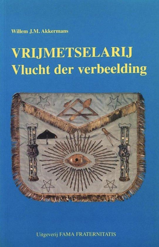 Vrijmetselarij - W. Akkermans  
