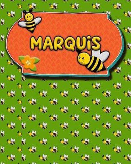 Handwriting Practice 120 Page Honey Bee Book Marquis
