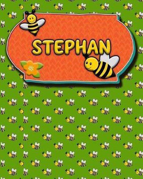 Handwriting Practice 120 Page Honey Bee Book Stephan