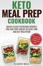 Keto Meal Prep Cookbook