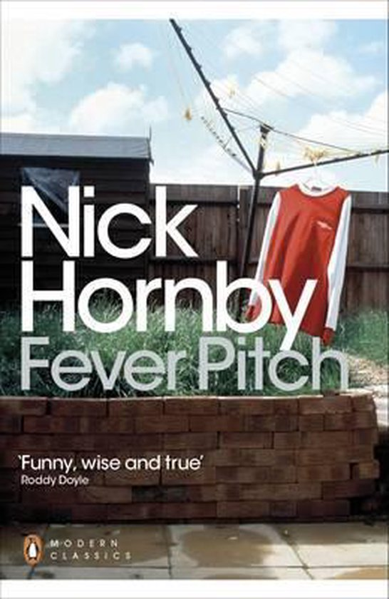 Boek cover Fever Pitch van Nick Hornby (Paperback)